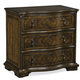 A.R.T Firenze II 3 Drawer Nightstand in Rich Canella 259140-2304