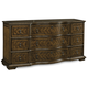 A.R.T Firenze II 9 Drawer Dresser in Rich Canella 259130-2304