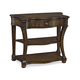 A.R.T Firenze II 1 Drawer Leg Nightstand in Rich Canella 259141-2304