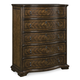 A.R.T Firenze II 5 Drawer Chest in Rich Canella 259150-2304