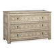 A.R.T Firenze II Accent Drawer Chest in White 259151-2317