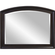 Broyhill Furniture Vibe Dresser Mirror in Cherry 4257-236
