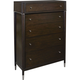 Broyhill Furniture Vibe 5-Drawer Chest in Cherry 4257-240