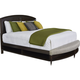 Broyhill Furniture Vibe California King Panel Storage Bed in Cherry