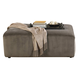 Jackson Furniture Everest Cocktail Ottoman in Seal