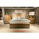 Liberty Autumn Brooke 4-Piece Storage Bedroom Set in Caramel
