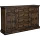 Broyhill Furniture Pike Place Grand Dresser in Oak 4850-232