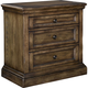 Broyhill Furniture Pike Place Nightstand in Oak 4850-293
