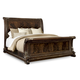 A.R.T Gables Eastern King Sleigh Bed in Cherry 245126-1707