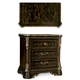A.R.T Gables 3 Drawer Nightstand in Cherry 245140-1707