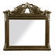 A.R.T Gables Estates Landscape Mirror in Cherry 245120-1707