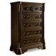 A.R.T Gables 6 Drawers Chest in Cherry 245151-1707