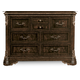 A.R.T Gables Master Chest Base in Cherry 245152-1707BS