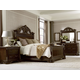 A.R.T Gables 4pc Estate Bedroom Set in Cherry