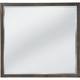 Broyhill Furniture Moreland Avenue Dresser Mirror in Acacia 5815-236