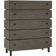 Broyhill Furniture Moreland Avenue Strata Studio Drawer Chest in Acacia 5815-240