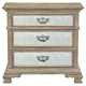 Bernhardt Campania 3 Drawers Bachelor's Chest in Weathered Sand 370-229