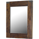 Magnussen Pine Hill Portrait Mirror in Rustic Pine B3561-42