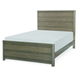 Legacy Classic Kids Big Sky Full Panel Bed in Weathered Oak 6810-4104K PROMO