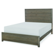 Legacy Classic Kids Big Sky Queen Panel Bed in Weathered Oak 6810-4105K