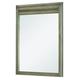 Legacy Classic Kids Big Sky Vertical Mirror in Weathered Oak 6810-0100