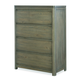 Legacy Classic Kids Big Sky 4 Drawer Chest in Weathered Oak 6810-2200