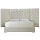 Universal Furniture Modern Brando King Bed w/ Panels 643220BW