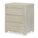 Legacy Classic Kids Indio 2 Drawer Nightstand in White Sand 6811-3100