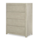 Legacy Classic Kids Indio 4 Drawer Chest in White Sand 6811-2200