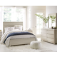 Legacy Classic Kids Indio 4pc Panel Bedroom Set in White Sand