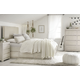 Legacy Classic Kids Indio 4pc Upholstered Bedroom Set in White Sand