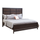 Samuel Lawrence Fulton St. King Panel Bed in Oak S086K