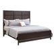 Samuel Lawrence Fulton St. California King Panel Bed in Oak S086CK