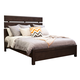 Samuel Lawrence Fulton St. King Plank Bed in Oak