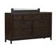 Samuel Lawrence Fulton St. 7 Drawer Dresser in Oak S086-010