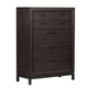 Samuel Lawrence Fulton St. 7 Drawer Chest in Oak S086-040