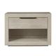 Universal Furniture Modern Huston Nightstand in Quartz 643350