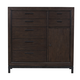 Samuel Lawrence Fulton St. Gentleman's Chest in Oak S086-042