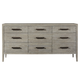 Universal Furniture Modern Kennedy Dresser in Flint 645040