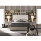 Universal Furniture Modern Nolan 4-Piece Bedroom Set