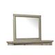 Samuel Lawrence Prospect Hill Landscape Mirror in Light Oak S082-030
