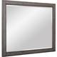 Broyhill Furniture Sonoma Dresser Mirror in Acacia 4865-236