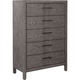 Broyhill Furniture Sonoma Drawer Chest in Acacia 4865-240