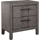Broyhill Furniture Sonoma 2 Drawer Night Stand in Acacia 4865-292