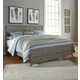 Culverbach King Panel Bed in Gray