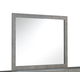 Culverbach Bedroom Mirror in Gray B070-36