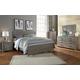 Culverbach 5pc Panel Bedroom Set in Gray