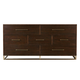 Universal Furniture Modern Bancroft Dresser in Mahogany 644040 CODE:UNIV20 for 20% Off