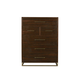 Universal Furniture Modern Bancroft Drawer Chest in Mahogany 644150