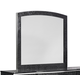 Amrothi Bedroom Mirror in Black